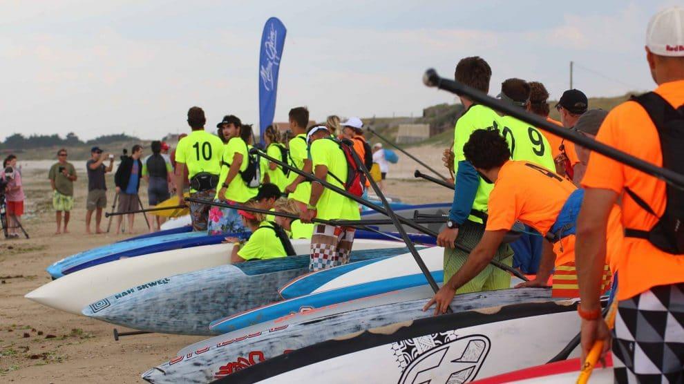 Oléron Island Stand Up Paddle Challenge 2015