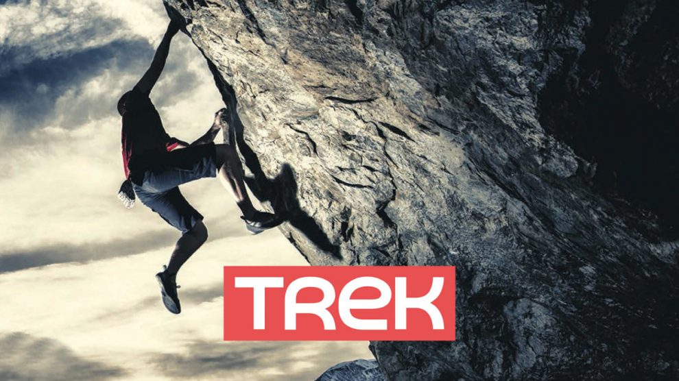Trek, une nouvelle chaîne sur les sports extrêmes