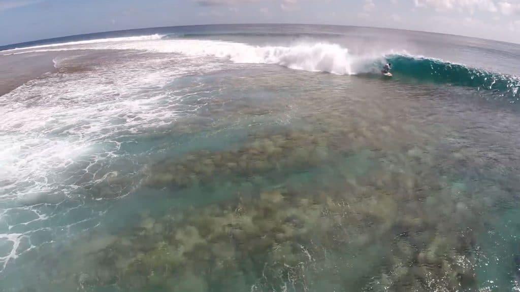 Magnifique vidéo de stand up paddle avec Kauli Seadi