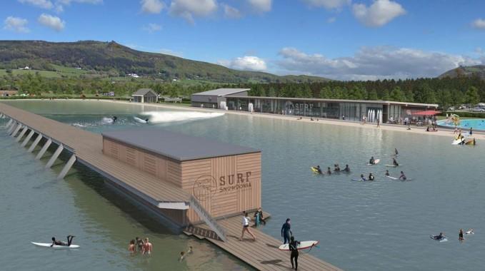 On pourra bientôt faire du paddle surf à Paris