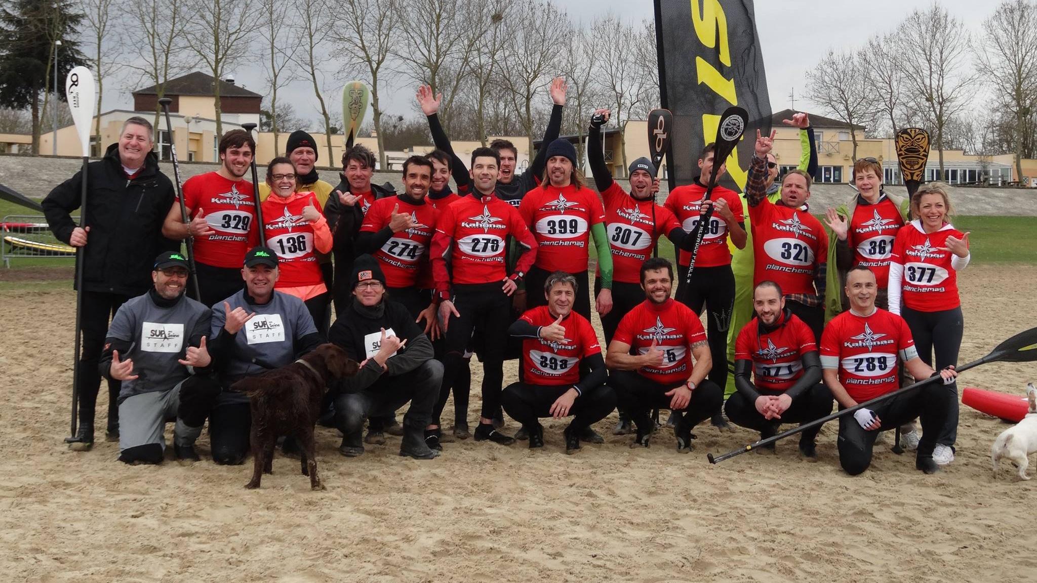 Retour sur la première étape du Sup en Seine Series 2015