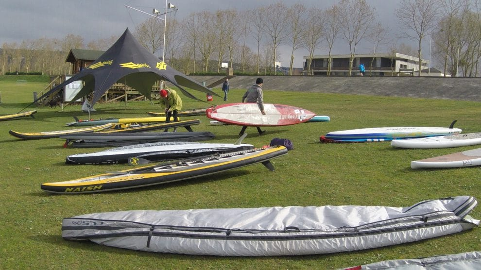 La liste des compétitions de stand up paddle en 2015