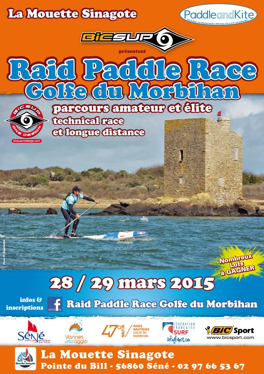 Le Morbihan accueille la Coupe de France de stand up paddle