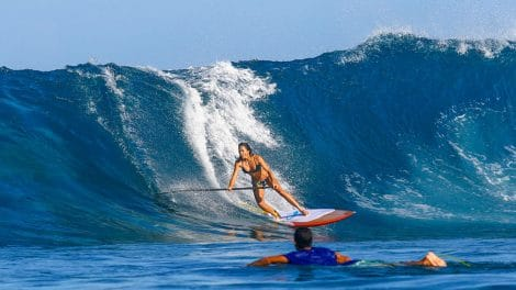 Nouveau F-one Stand Up Paddle movie, Welcome On Board