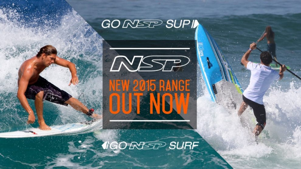 NSP, Nature Science Passion et stand up paddle