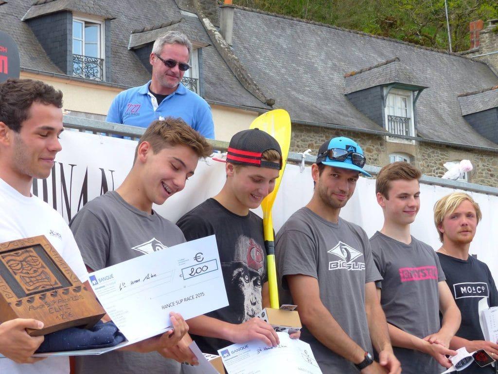 Retour sur la course Rance Sup Race de Dinan