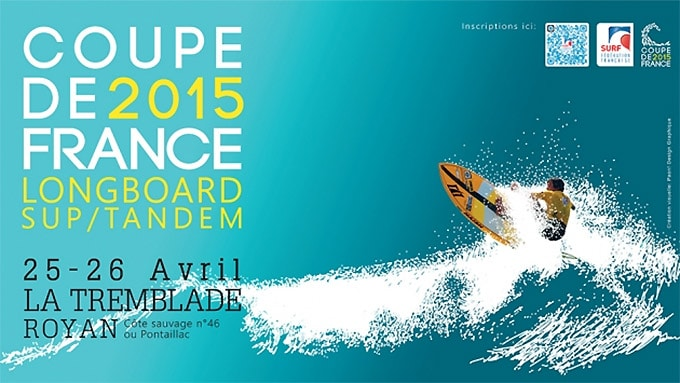 Coupe de France stand up paddle à La Tremblade
