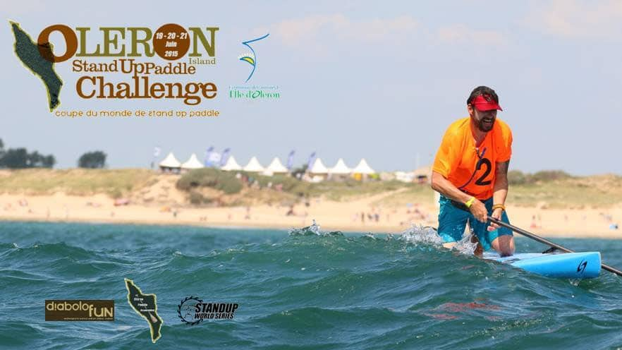Oleron Island Stand Up Paddle Challenge 2015