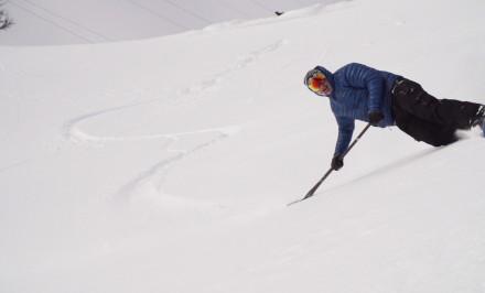 Tribal Snow Tools propose des pagaies pour la neige !