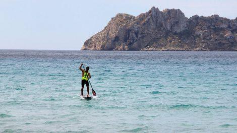 Vuelta Ibiza Sup Magic Xtreme 2015, l'ironman du sup !