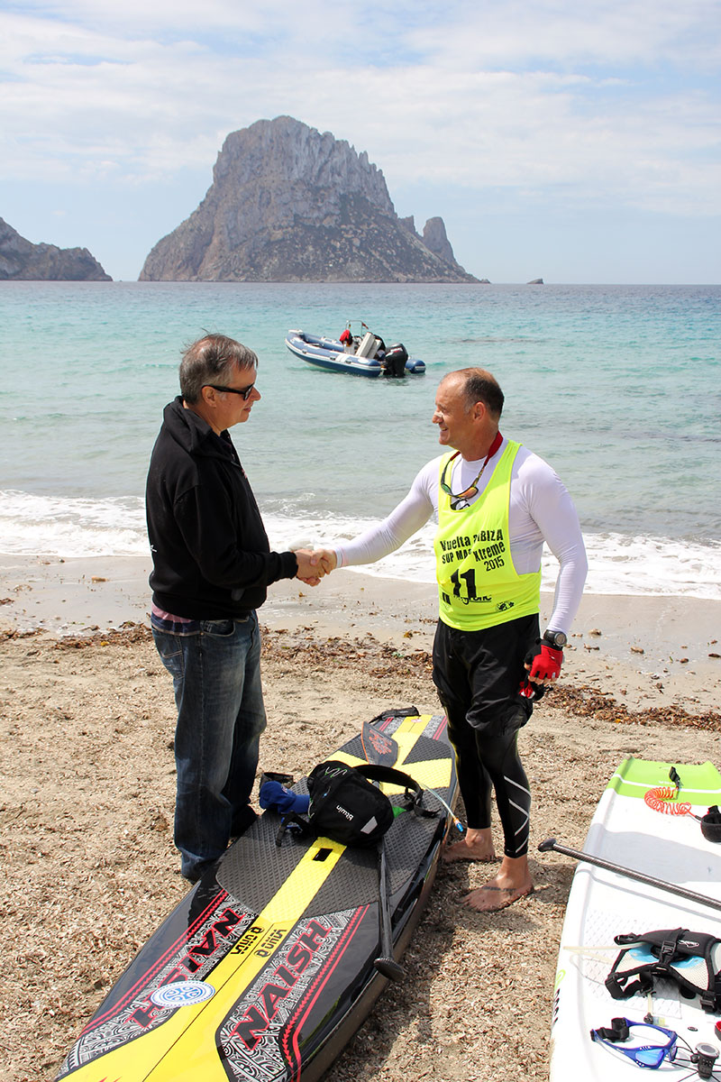 Vuelta Ibiza Sup Magic Xtreme 2015, l'ironman du sup !
