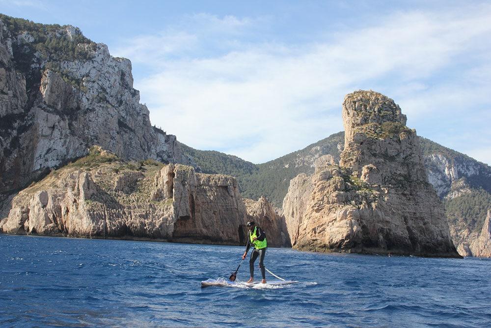 Vuelta Ibiza Sup Magic Xtrem 2017, 125km autour de l'Ile