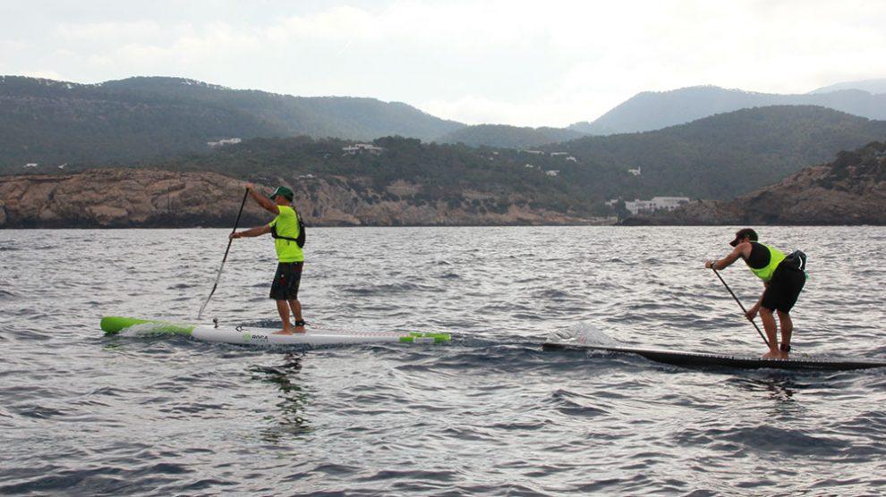Vuelta Ibiza Sup Magic Xtreme 2015, 2ème et 3ème jours
