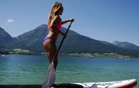 Apprendre les bases du stand up paddle en vidéo