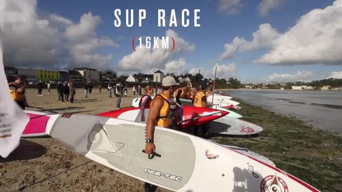 Triathlon Extrem Waterman, Entre Terre et Mer 2015