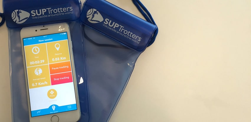 Une application mobile pour tracker vos sessions de Sup