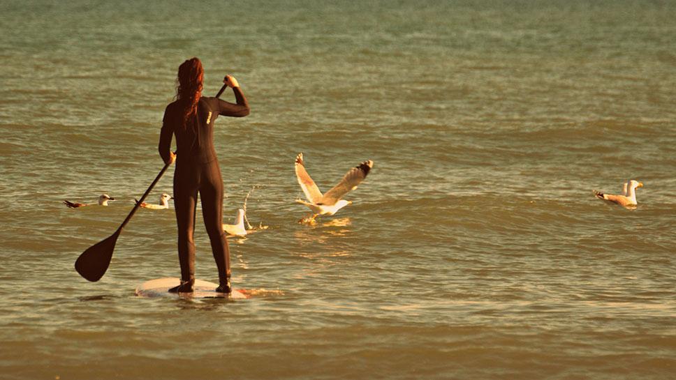 Portrait de Lilou, la Sup Addict de Palavas les flots