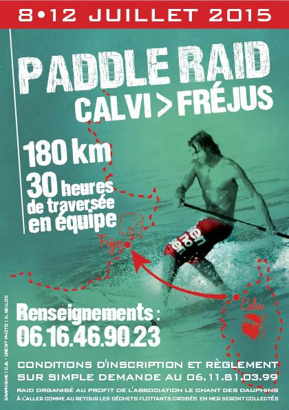 La traverse de Calvi à Fréjus en stand up paddle