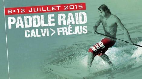La traversée de Calvi à Fréjus en stand up paddle