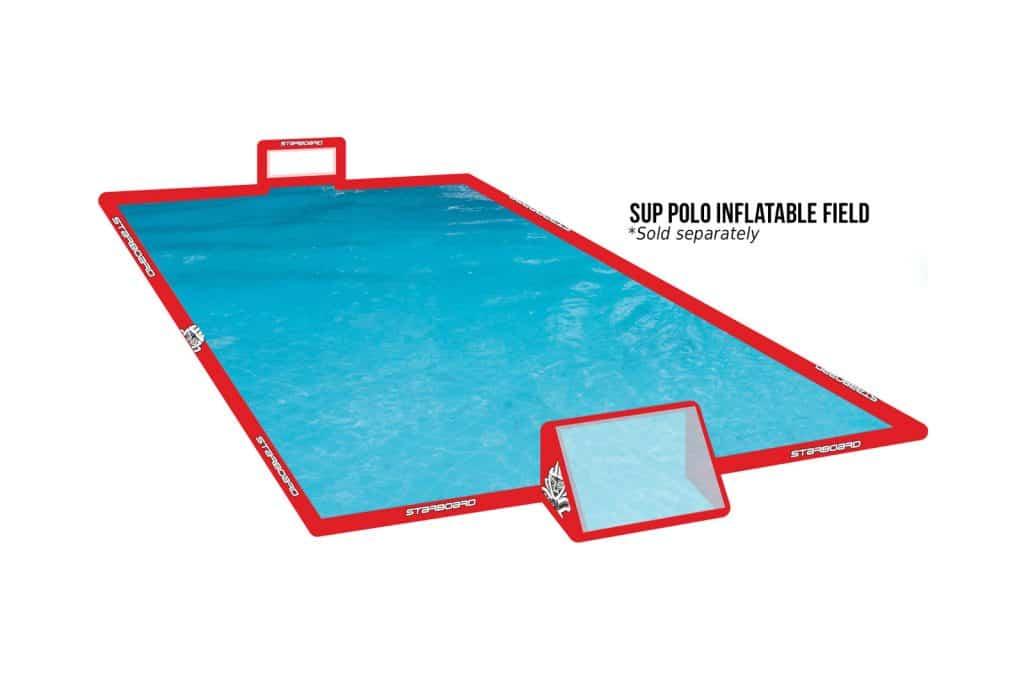Le Sup Polo, la nouvelle discipline du stand up paddle