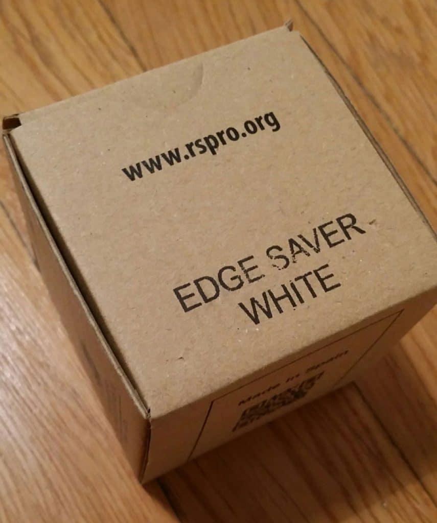 Edge Saver, la protection discrette du rail de votre pagaie