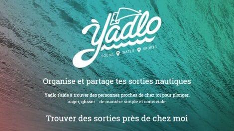 Avec Yadlo, organises et partages tes sorties nautiques