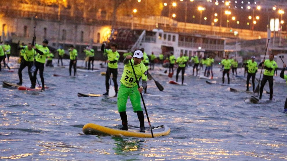 Inscription au Nautic Sup Paris Crossing ouverte !