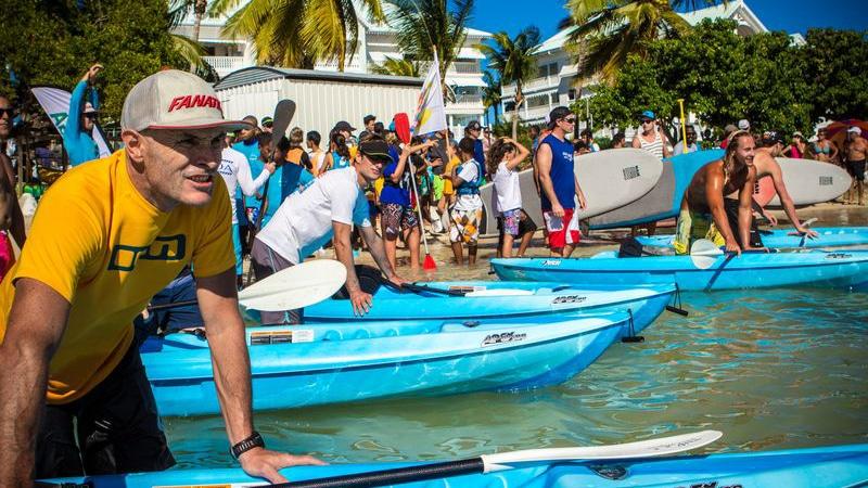 La sixième édition de Ze Caribbean Race en Guadeloupe