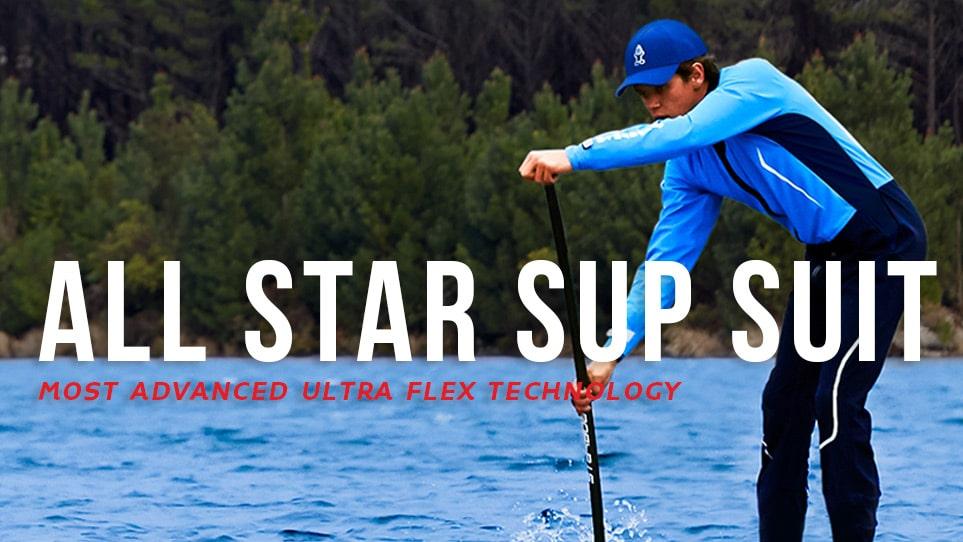 Starboard nous présente ses combinaisons étanches pour le sup !