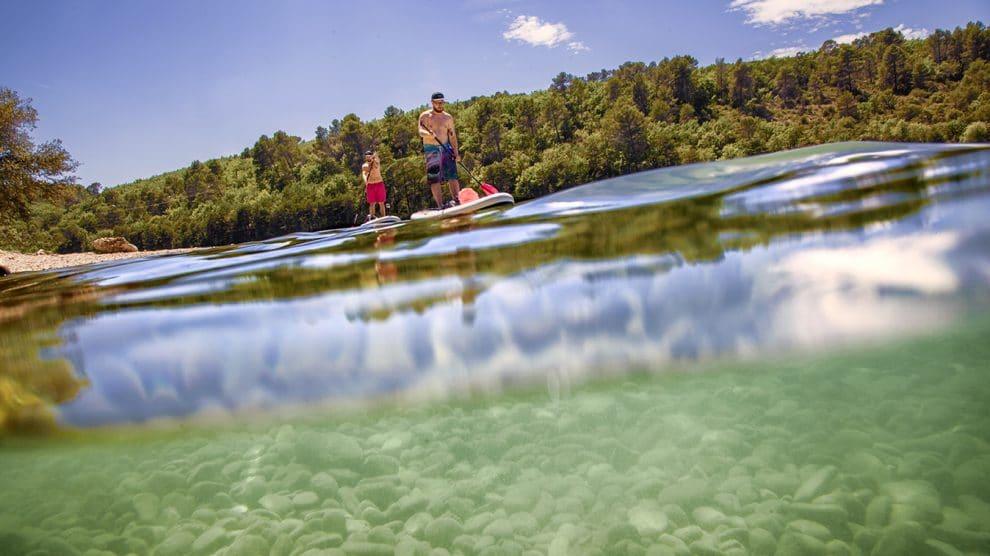 Suprise, le film documentaire sur le stand up paddle