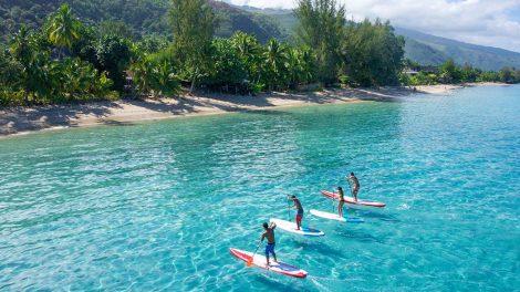 Te Ora Natura, vidéo stand up paddle de F-One en Polynèsie Française