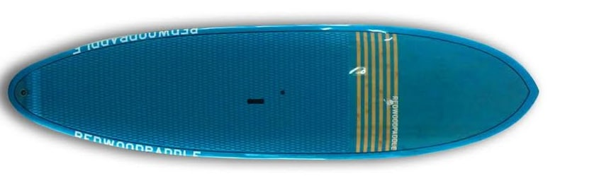 Nouvelle planche stand up paddle Redwoodpaddle Phénix Pro 9'1