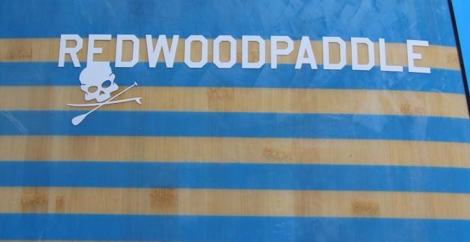 Nouvelle planche stand up paddle Redwoodpaddle Phénix Pro 9'1