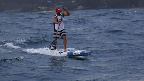 Eric Terrien dans le Top 10 de la longue distance à Hawaii !