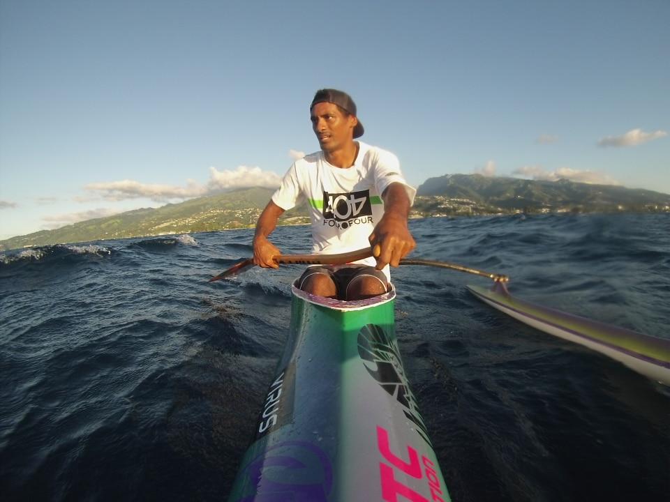 Portrait de Niuhiti Buillard, notre Sup Addict de Tahiti