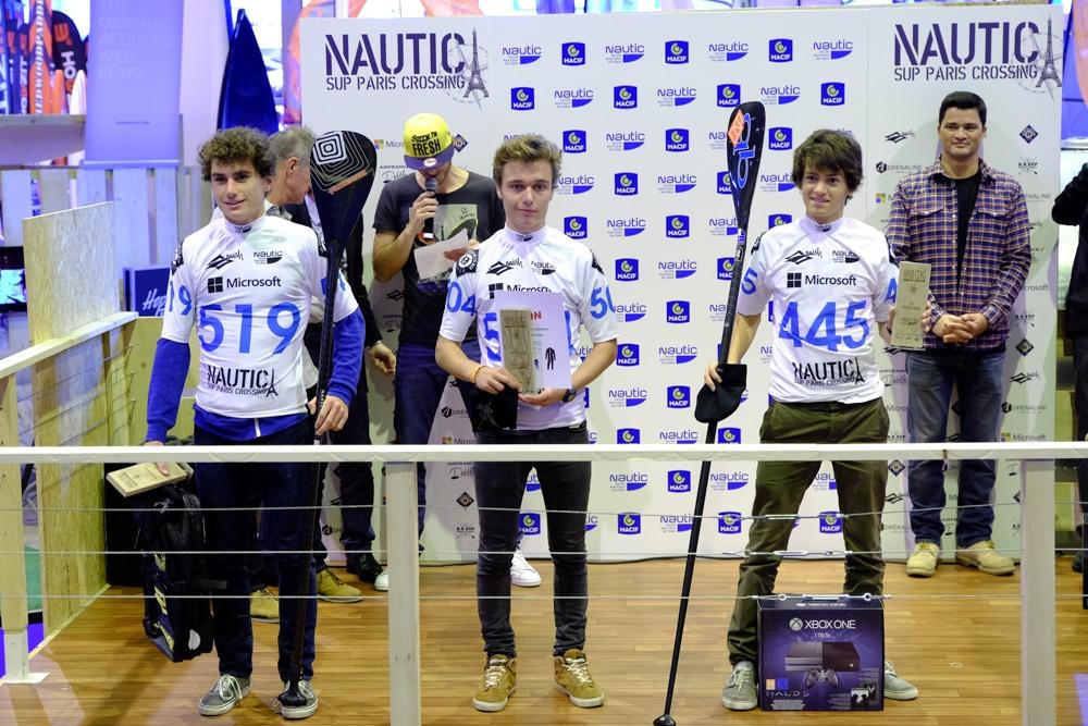 Le classement du Nautic Paris Sup Crossing 2015 junior
