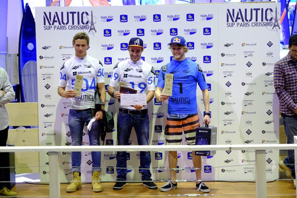Le classement du Nautic Paris Sup Crossing 2015 pro
