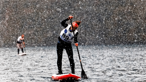 La course de stand up paddle Glagla Race revient en 2016
