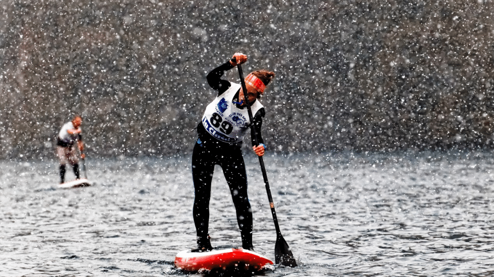 La course de stand up paddle Glagla Race revient en 2016