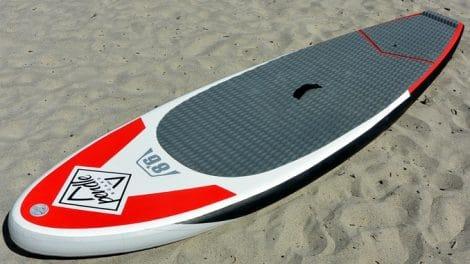 Pendleboard, un stand up paddle semi-rigide