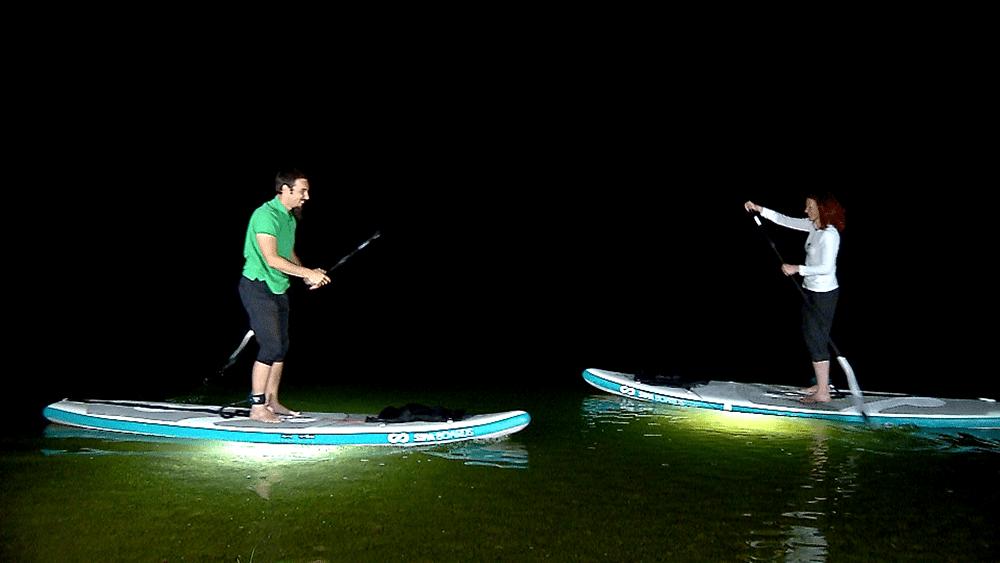Sipaboard, le premier stand up paddle autogonflant et à moteur