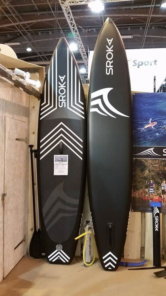 stand up paddle sroka alpha