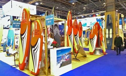 La gamme de sup f one madeiro stand up paddle passion le web magazine du sup - Nouveautes salon nautique ...