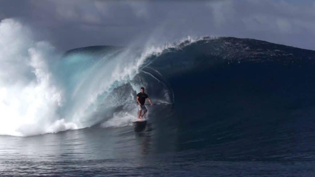 Le nouveau film stand up paddle de F-One