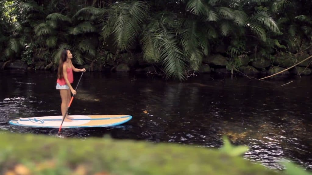 Le nouveau film stand up paddle de F-One