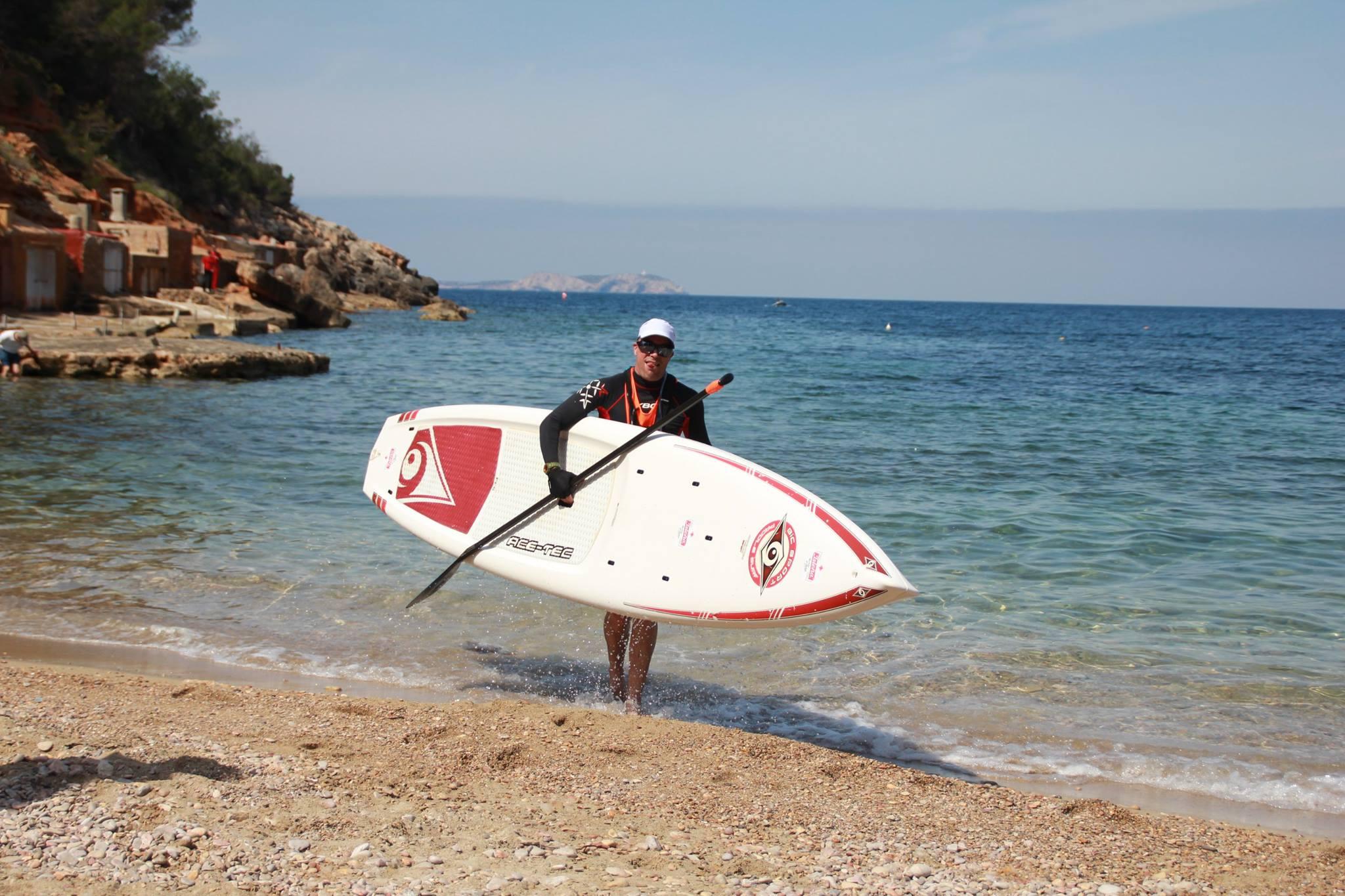 Choisir sa première planche de stand up paddle
