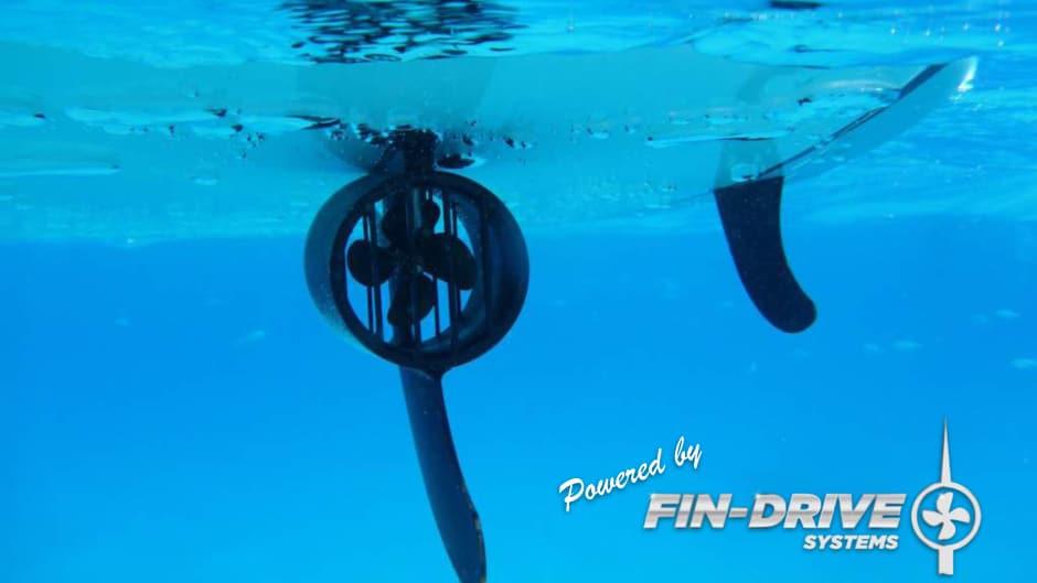 Power Boards de Aquativity, un sup assisté à moteur éléctrique