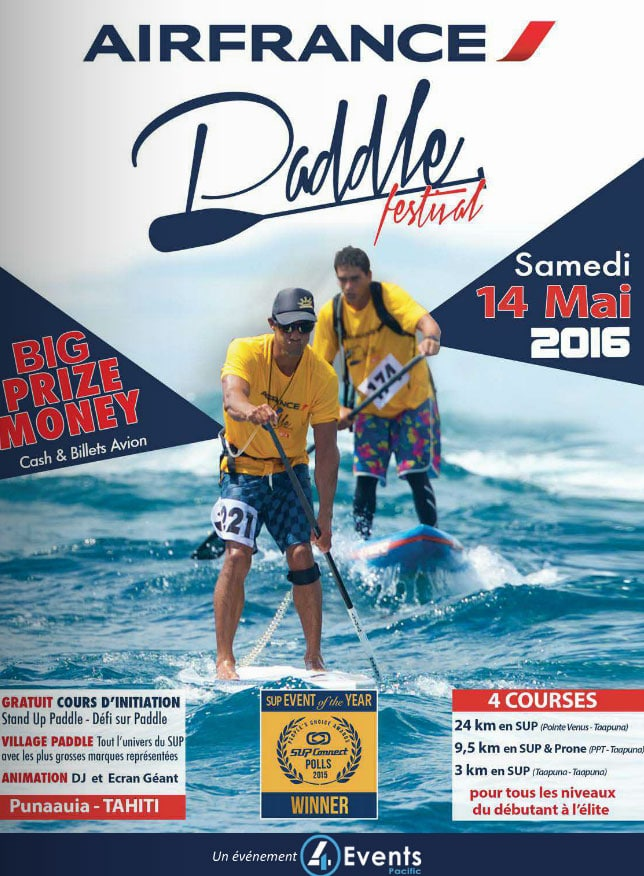 3eme-edition-air-france-paddle-festival-tahiti