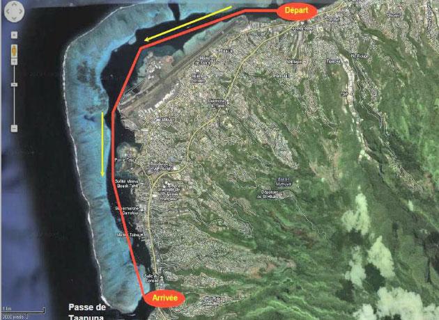 3ème édition du Air France Paddle Festival de Tahiti