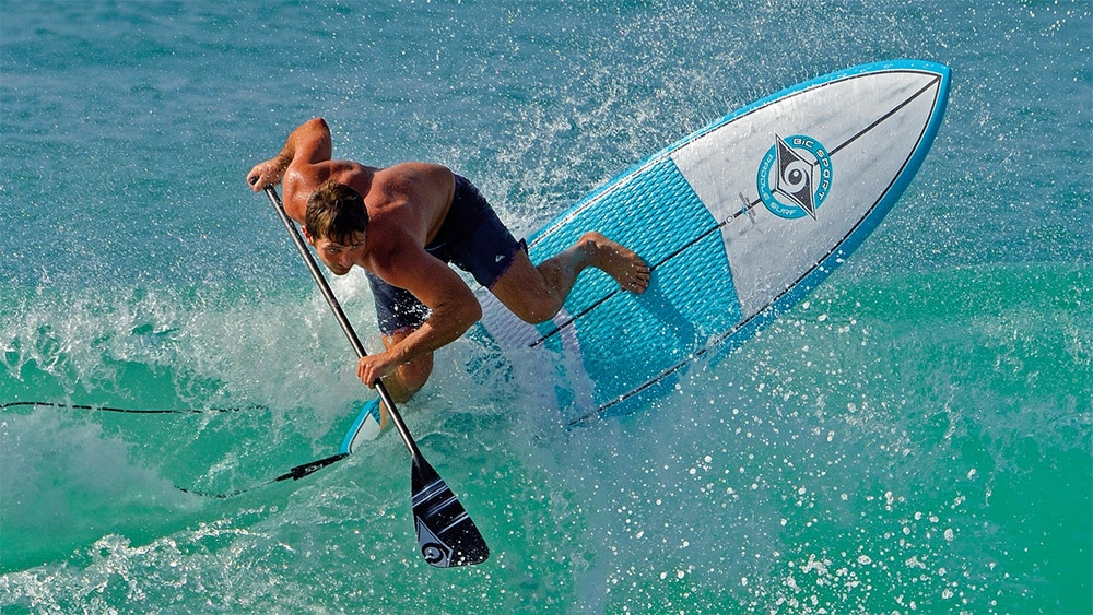 Vidéo Why we Sup Surf, Wave Pro Series de Bic Sport